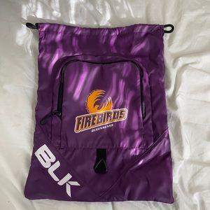 Firebirds bag